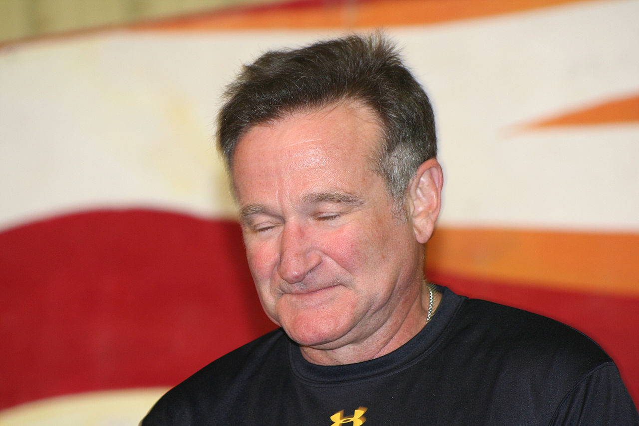 The Gospel According to Robin Williams