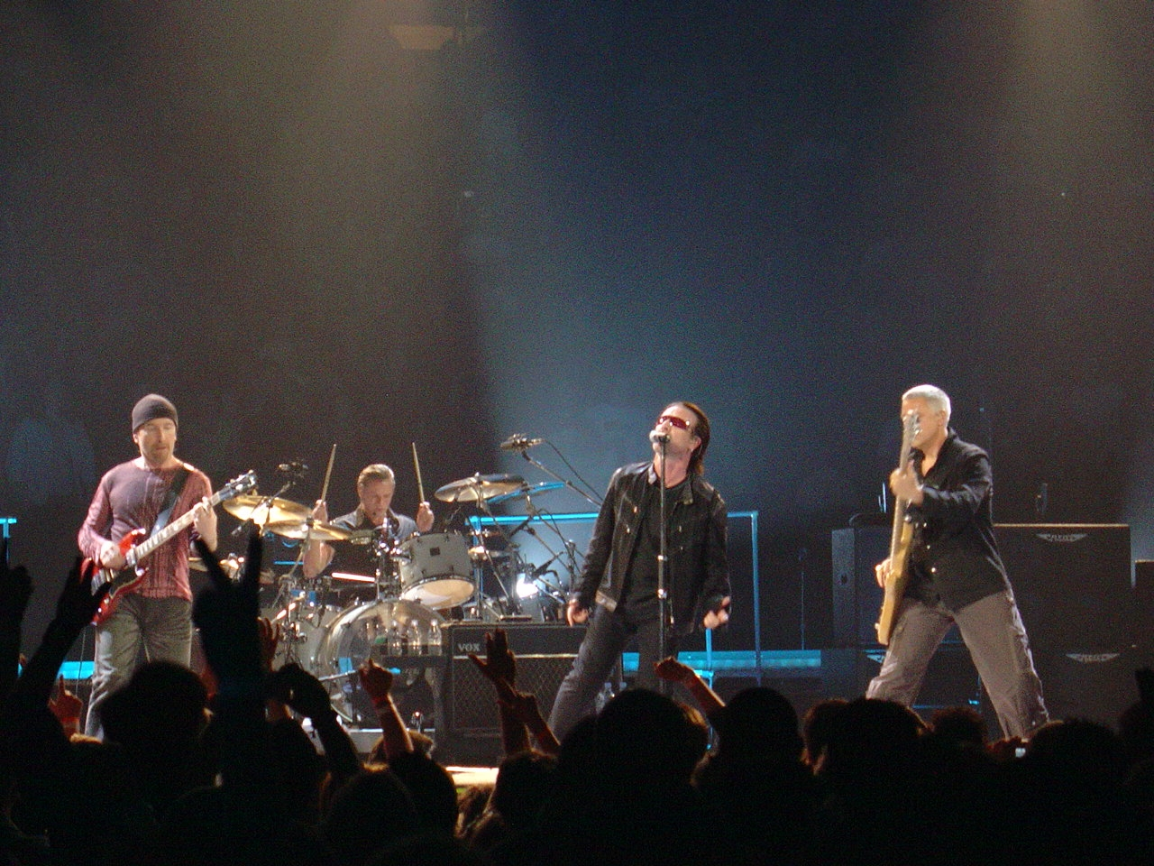 Faith, hope and U2: the language of love in the music of U2