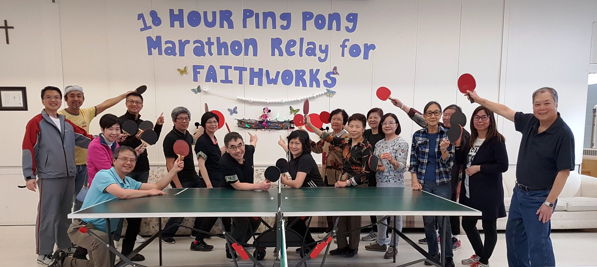 How One Church turned Ping Pong into Mission