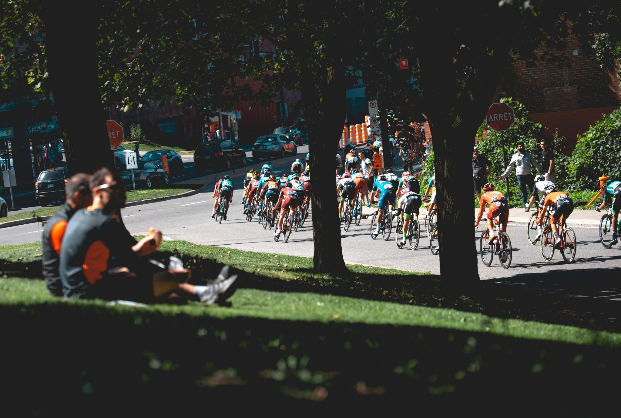 My Cycling Group and Communicating the Faith