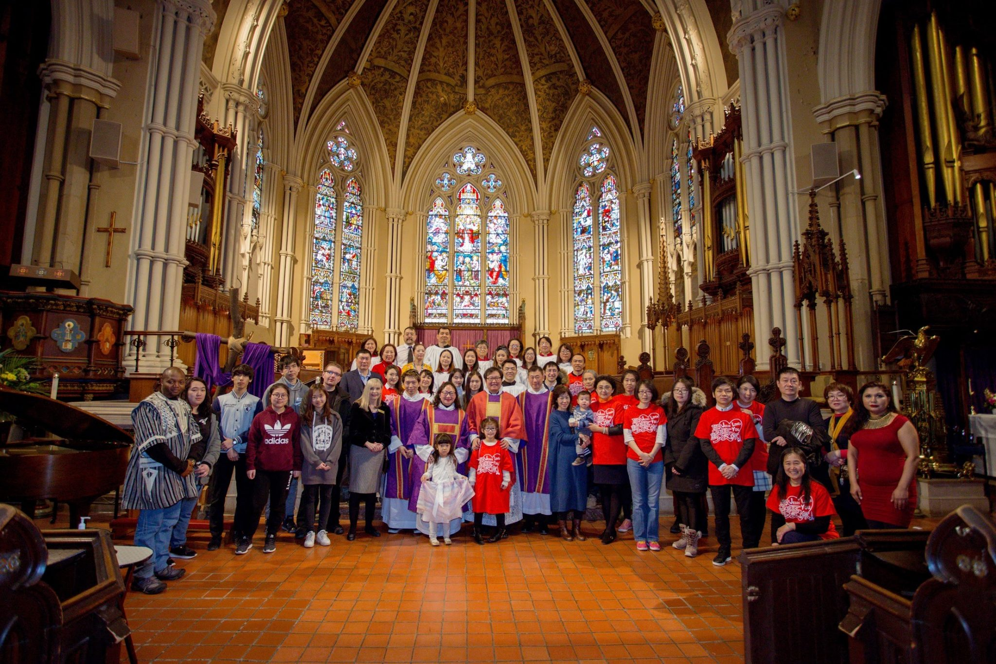 How an Old Cathedral Has Been Reaching New Canadians
