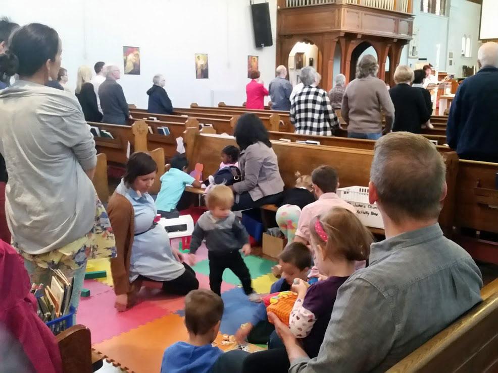 Reimagining Children in Worship