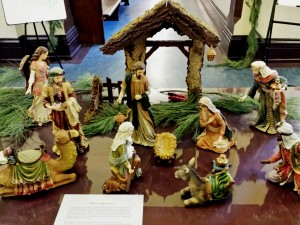 Advent creche2