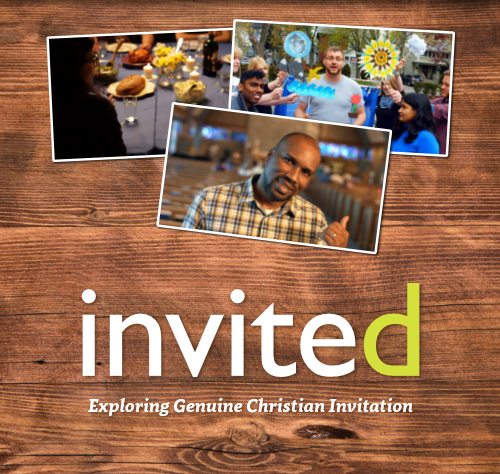 """Invited – a New Tool for Teaching Evangelism"""