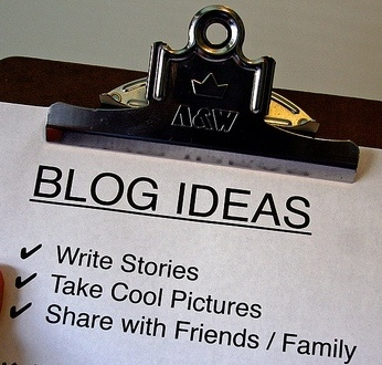 You too can write a blog!