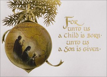 Advent and Christmas: Two Beautiful Opportunities to Share the Faith