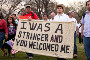 Image result for welcome the stranger